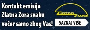 Kontakt emisija Zlatna Zora