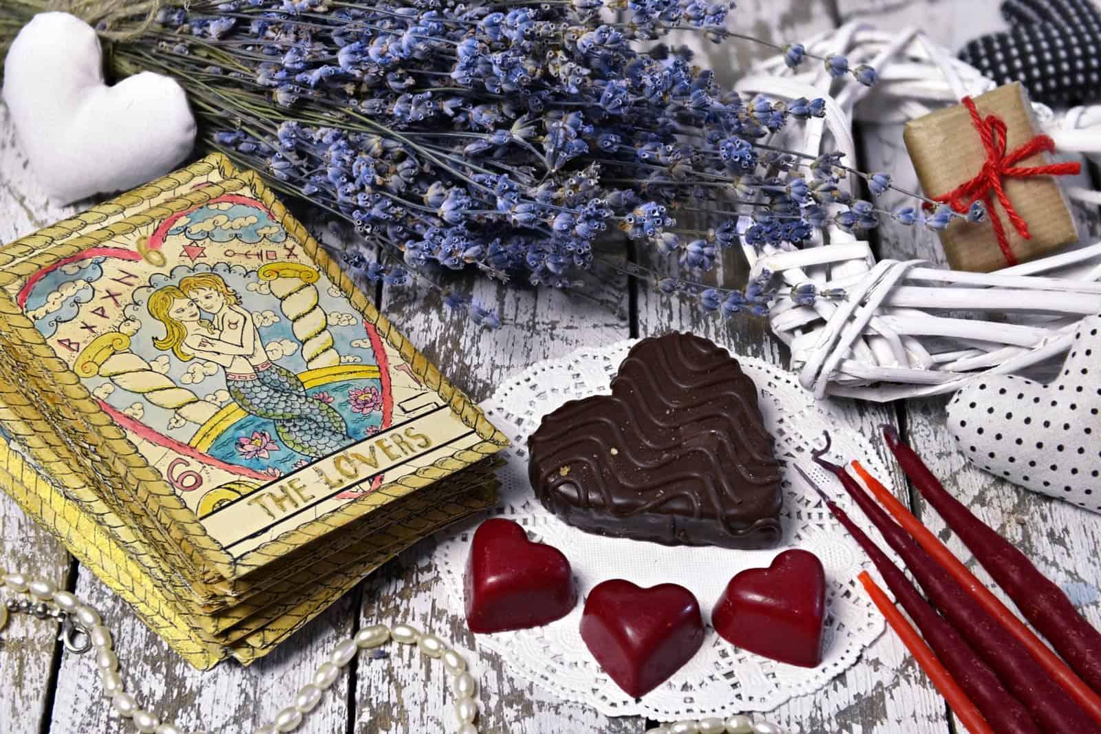 Ljubavni tarot online