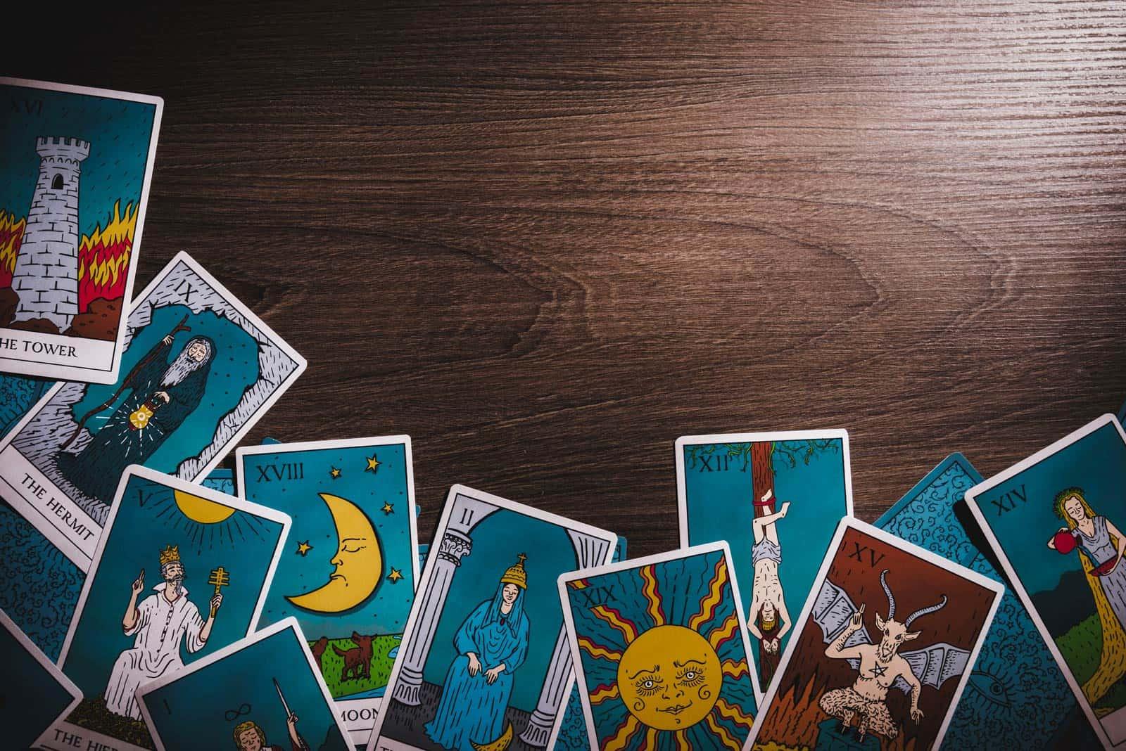 Tarot karte značenje